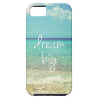 Dream big case for the iPhone 5