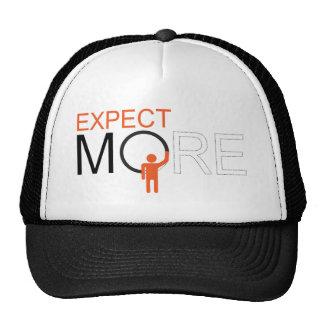 dream big - expect more trucker hat