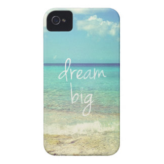 Dream big iPhone 4 case