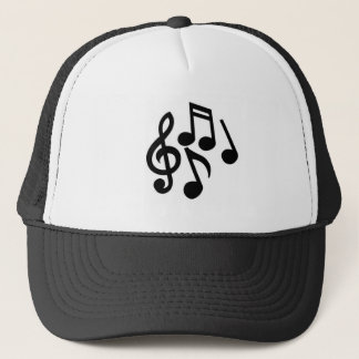 Dream Big Music Notes Hat