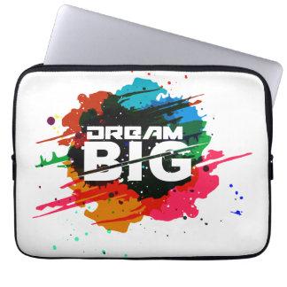 Dream Big Neoprene Laptop Sleeve 13 inch