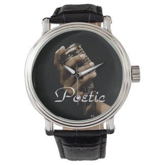 Dream Big Poetic Watch
