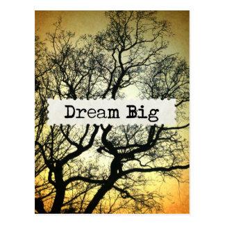 Dream Big Postcard