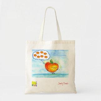 Dream Big Tomato bag