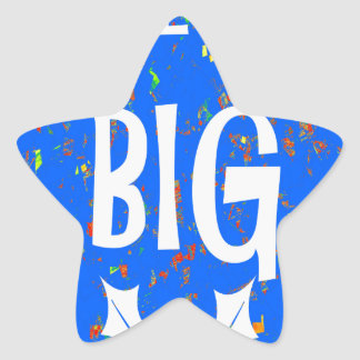 DREAM BIG wisdom script text motivational GIFTS Sticker