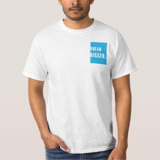 Dream Bigger Men's T-Shirt