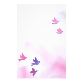 Dream Birds Stationery