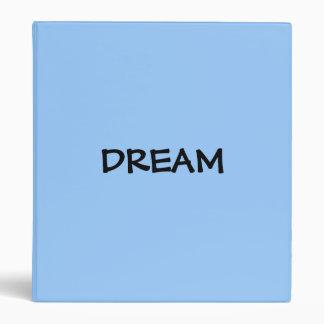 DREAM Busy & Living Pretty Binder