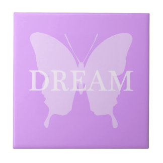 Dream Butterfly Tile