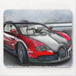 Dream Car Mouse Pad