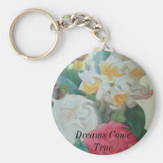 Dream carnations keychain