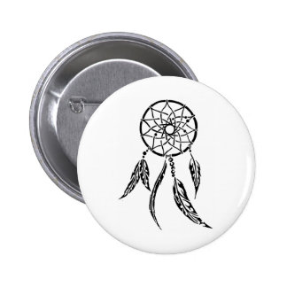 Dream Catcher 2 Inch Round Button