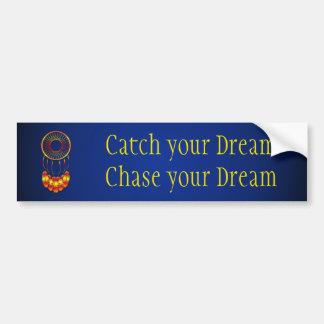 Dream Catcher Bumper Sticker