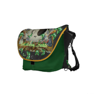 Dream Catcher Courier Bags
