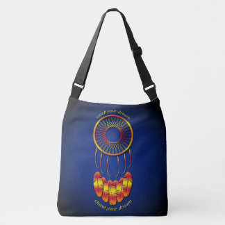 Dream Catcher Crossbody Bag