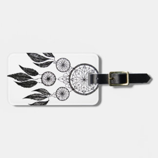 Dream Catcher Luggage Tag
