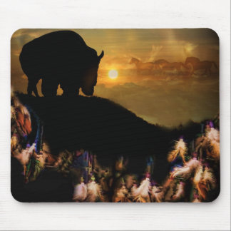 Dream Catcher Native American Gifts Mouse Pad
