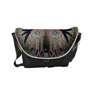 Dream Catcher Owl Commuter Bag