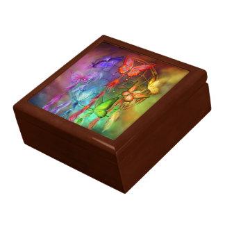Dream Catcher - Rainbow Dreams Art Gift Box