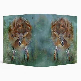 Dream Catcher Series-Spirit Of The Deer Art Binder