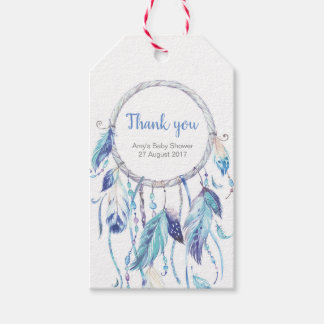 Dream Catcher Thank you tags | Favour tags