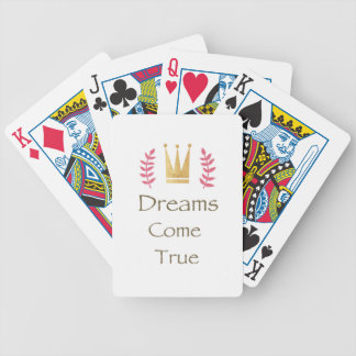 Dream Collection Bicycle Playing Cards