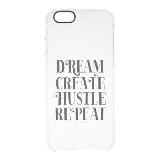 Dream Create Hustle Repeat Case