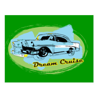 Dream Cruise Postcard