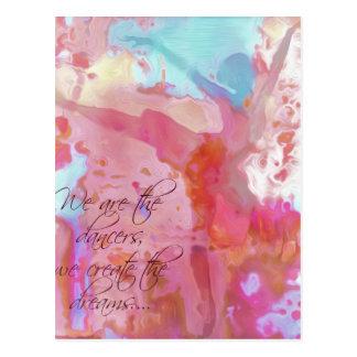 Dream Dancer Postcard
