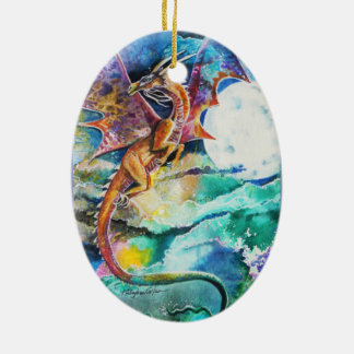 Dream Dragon Ornament