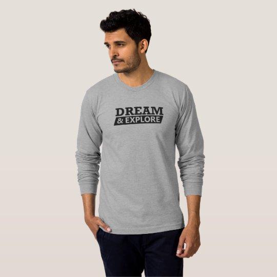 Dream & Explore T-Shirt