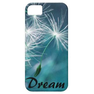 Dream floating dandelion iPhone 5 cases