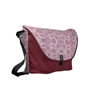 Dream Floral in Pink Courier Bags