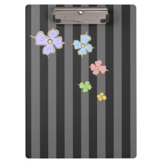Dream Flower Cascade clipboard