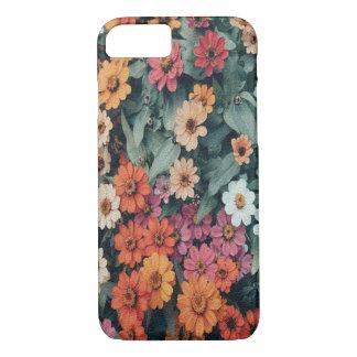 Dream flowers iPhone 7 case