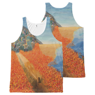 Dream for Olly All-Over-Print Tank Top