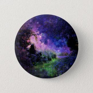 Dream Garden 2 Inch Round Button
