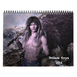 Dream Guys Fantasy 2014 Calendar