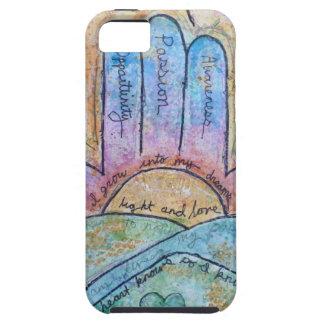 Dream Hamsa iPhone 5 Cases