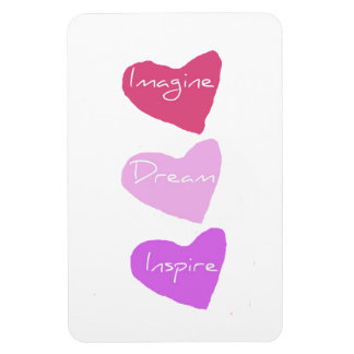 Dream Hearts Magnet