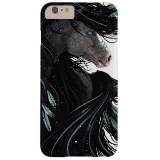 Dream Horse Teal Feathers Case by Bihrle