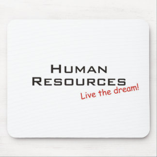Dream / Human Resources Mouse Pad