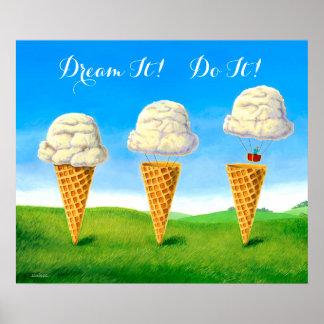 Dream It! Do It! - Poster