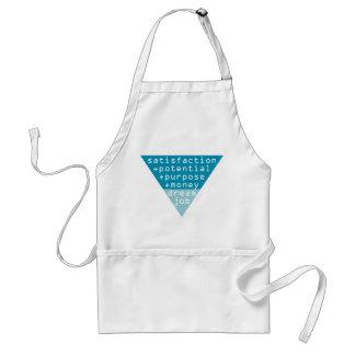 dream job formula standard apron