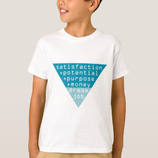 dream job formula T-Shirt