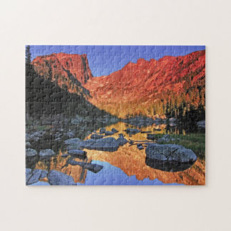 Dream Lake Jigsaw Puzzle