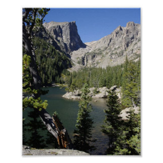 Dream Lake Poster