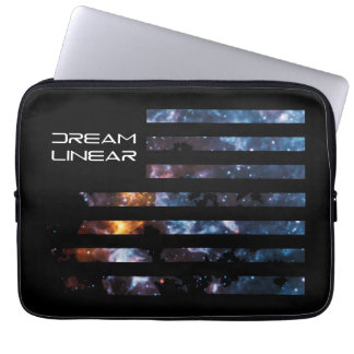 Dream Linear Dream Flag Laptop Sleeve