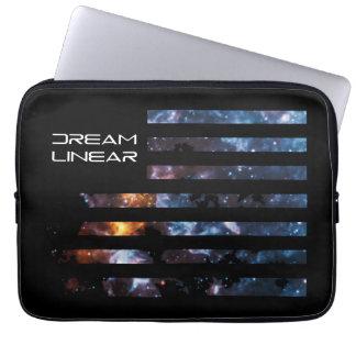 Dream Linear Dream Flag Laptop Sleeve