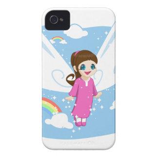Dream Little Girl iPhone 4 Case-Mate Case